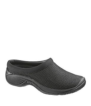 Merrell Encore Breeze 3 Leather & Mesh Slip-On Casual Shoes