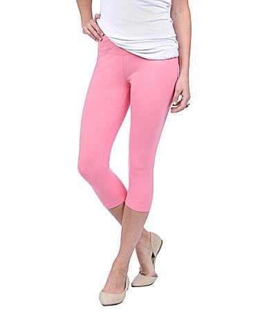 Lyss� Tummy-Control Capri Leggings