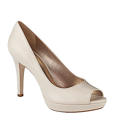 Antonio Melani Shia Peep-Toe Pumps