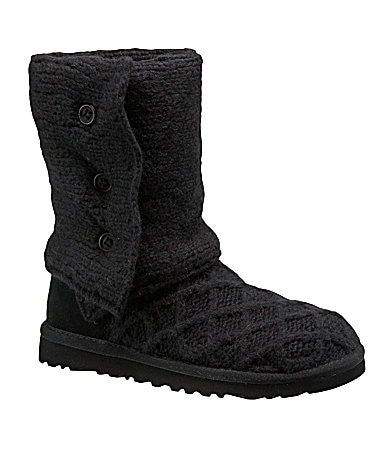 UGG Australia Women�s Lattice Cardy Boots