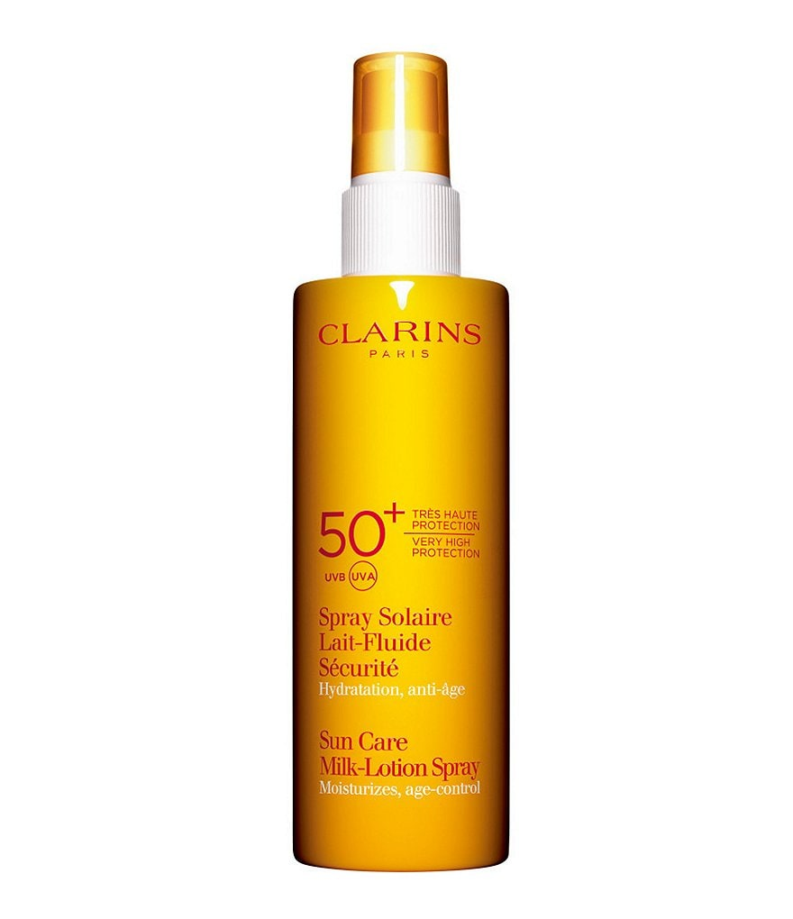 Clarins Sun Care Milk-Lotion Spray SPF 50+