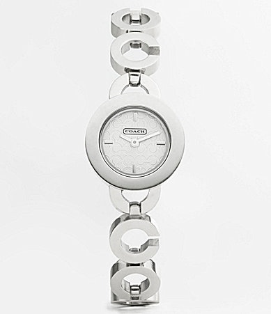 COACH KRISTY BRACELET WATCH