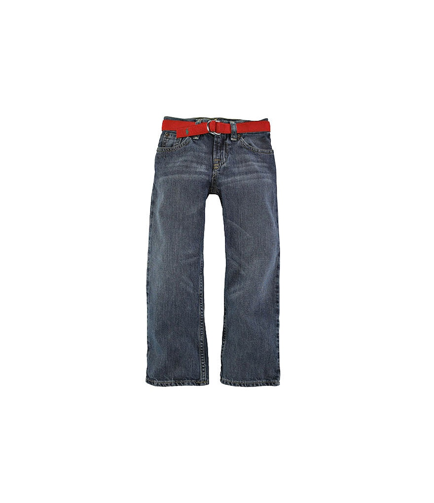 Ralph Lauren Childrenswear 2T-7 Classic-Fit Jeans