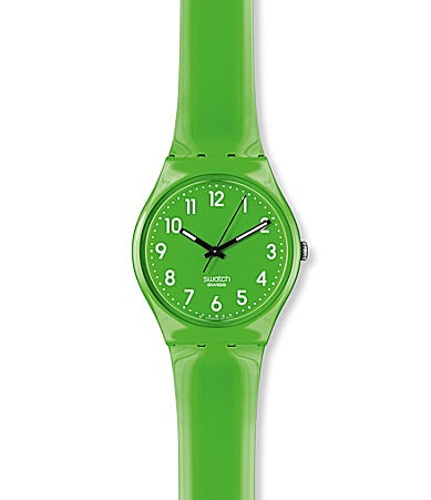 Swatch Lemongrass Watch
