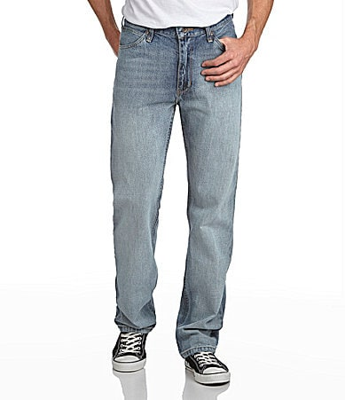 Nautica Jeans Rocky Point Blue 5-Pocket Straight Fit Jeans