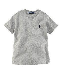 Ralph Lauren Childrenswear 2T-7 Basic Crewneck Tee