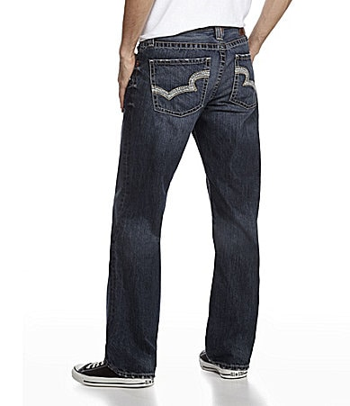 Big Star Union Straight-Leg Jeans