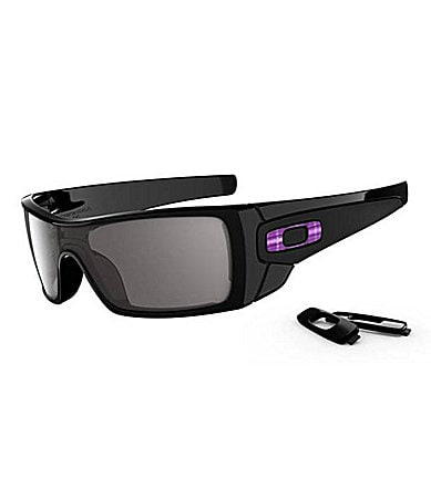 Oakley Batwolf Polished Black Sunglasses