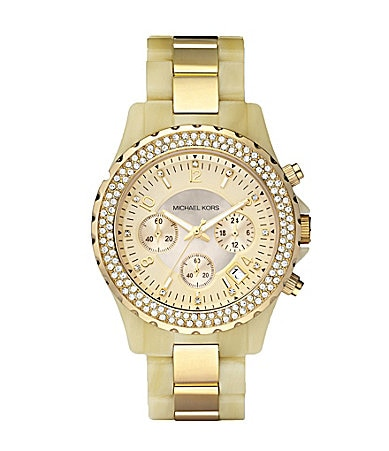 Michael Kors Madison Ladies Chronograph Sport Watch