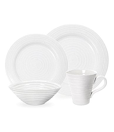 Sophie Conran for Portmeirion White Dinnerware