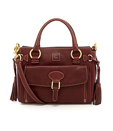 Dooney & Bourke Florentine Medium Pocket Satchel