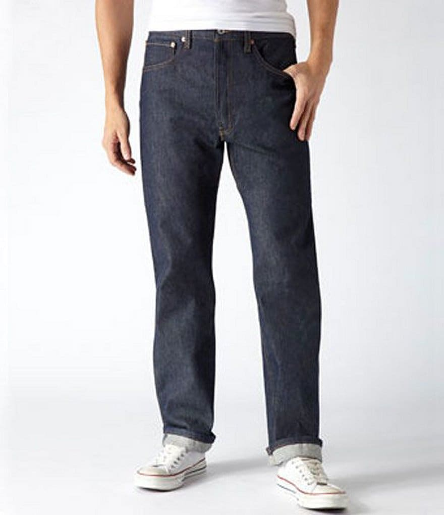 Levi Strauss® Big & Tall 501® Shrink-To-Fit Jeans
