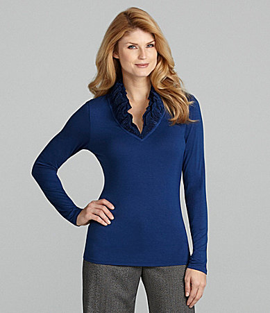 Antonio Melani Anne Knit Top