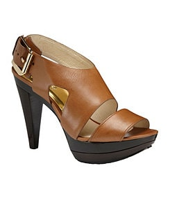 MICHAEL Michael Kors Carla Platform Sandals