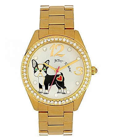 Betsey Johnson Gold