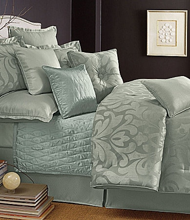 candice OLSON Sweet Dreams Blue Mist Bedding Collection