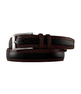 Johnston & Murphy Deerskin Belt Image