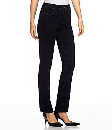 "NYDJ ""Janice"" Denim Leggings"