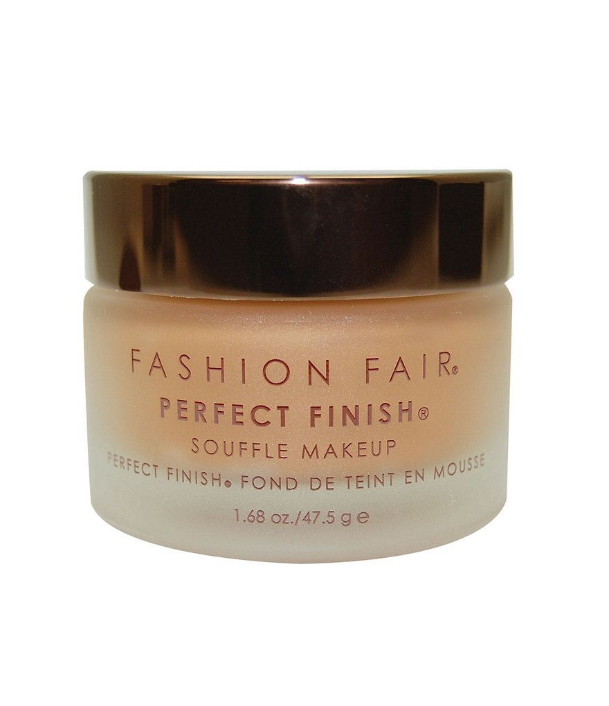 Fashion Fair Oil-Free Perfect Finish Souffle Makeup