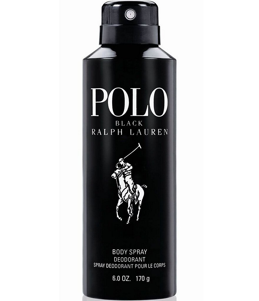 Ralph Lauren Fragrances Polo Black Body Spray