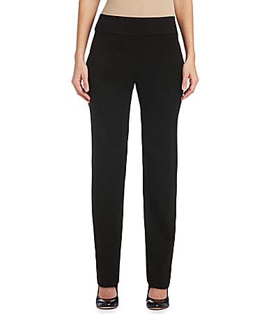 Investments PARK AVE fit Pull-On Pants
