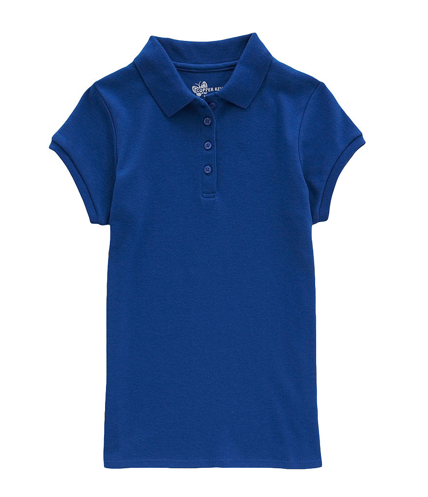 Copper Key 7-16 Stain-Resistant Polo Shirt