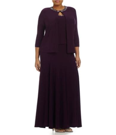 Dillards Plus Size Designer Women's Clothing product image