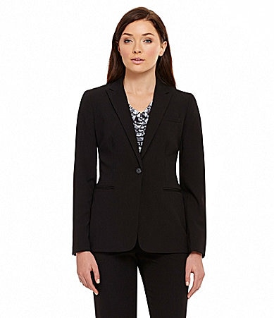 Calvin Klein Single-Button Blazer