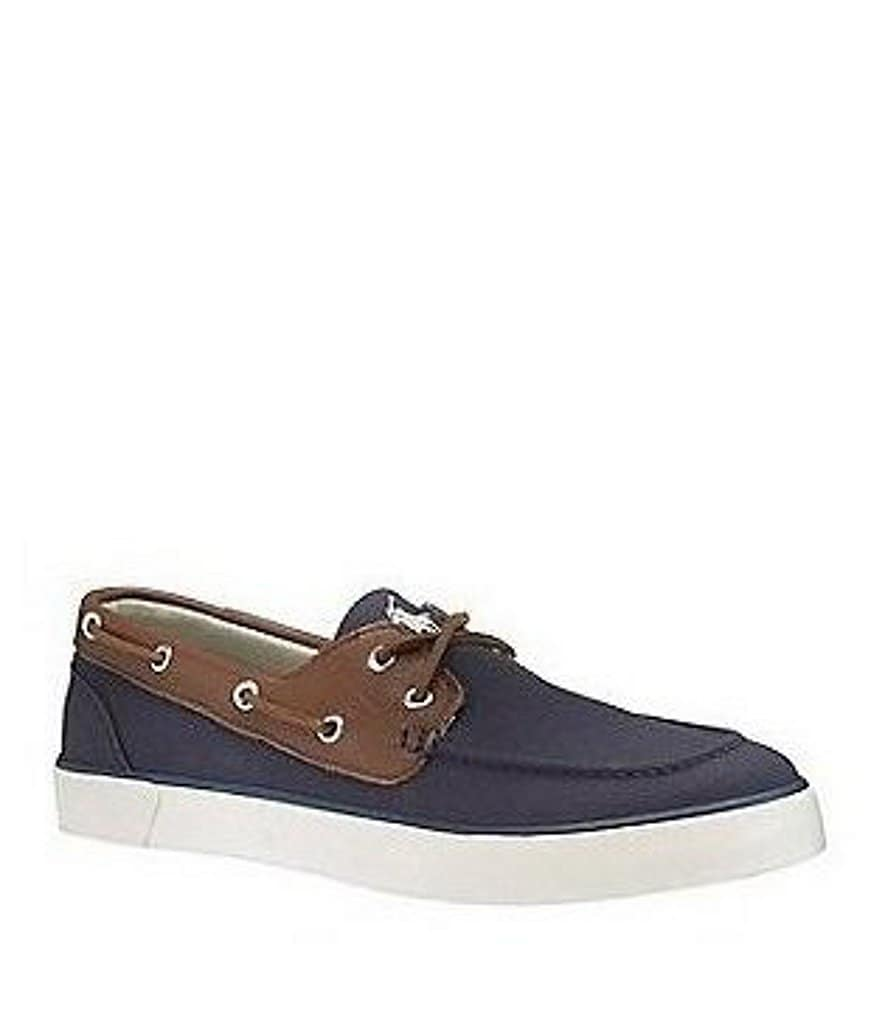 Polo Ralph Lauren Rylander Boat Shoes