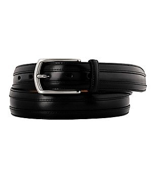 Johnston & Murphy Double Calf Belt