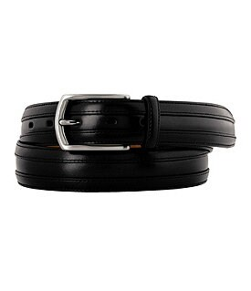 Johnston & Murphy Double Calf Belt Image