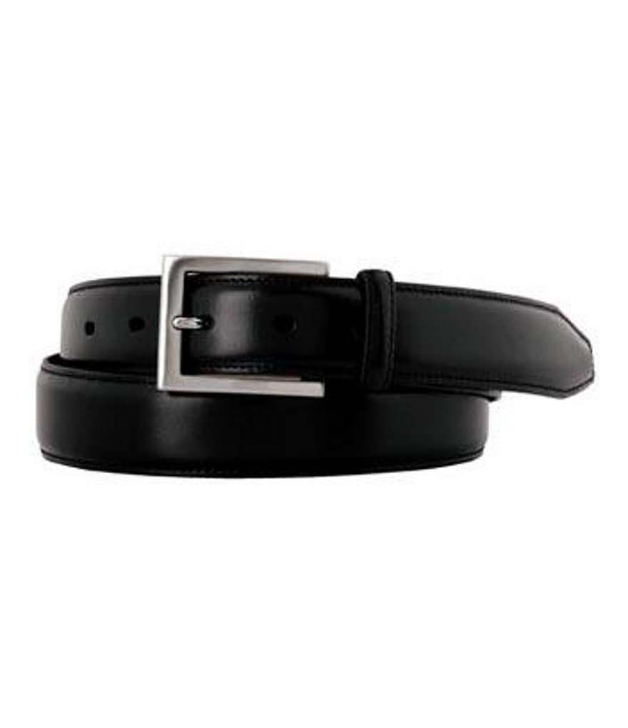 Johnston & Murphy Deerskin Belt