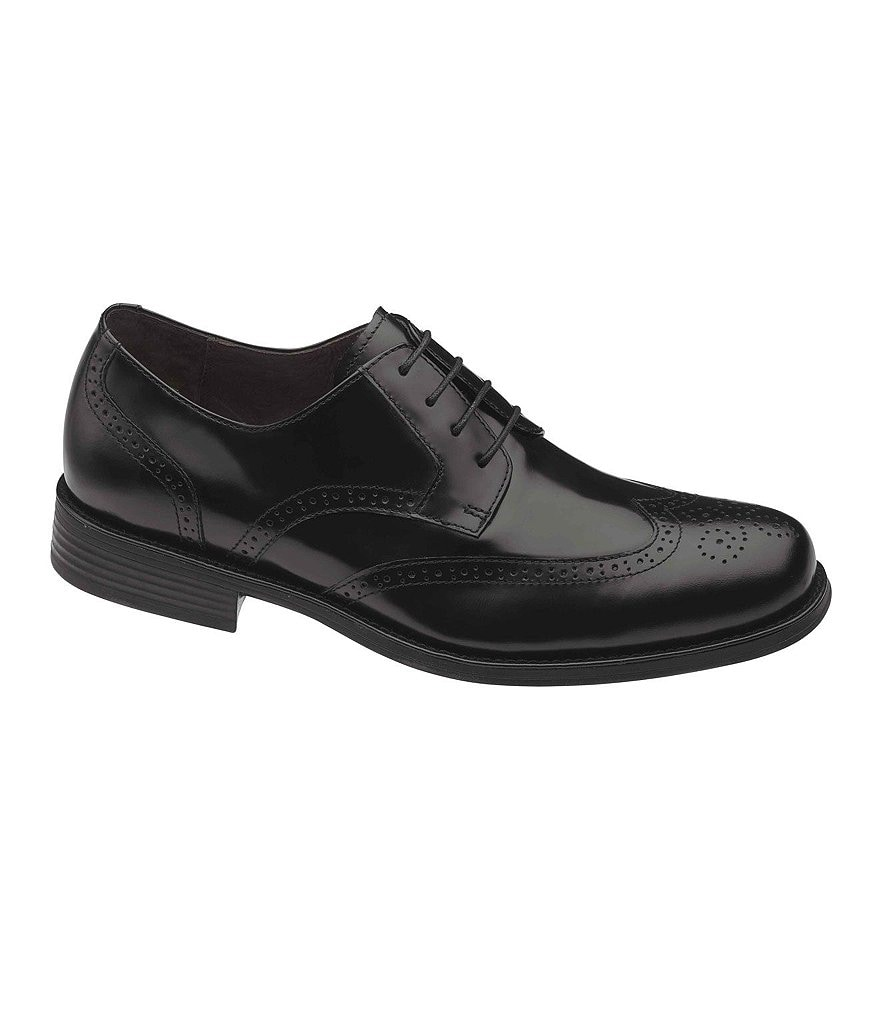 Johnston & Murphy Atchison Wingtip Dress Shoes