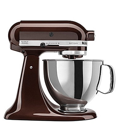 KitchenAid Artisan Espresso 5-Quart Tilt-Head Stand Mixer
