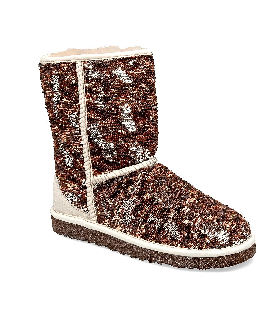 UGG� Classic Short Sparkles Boots