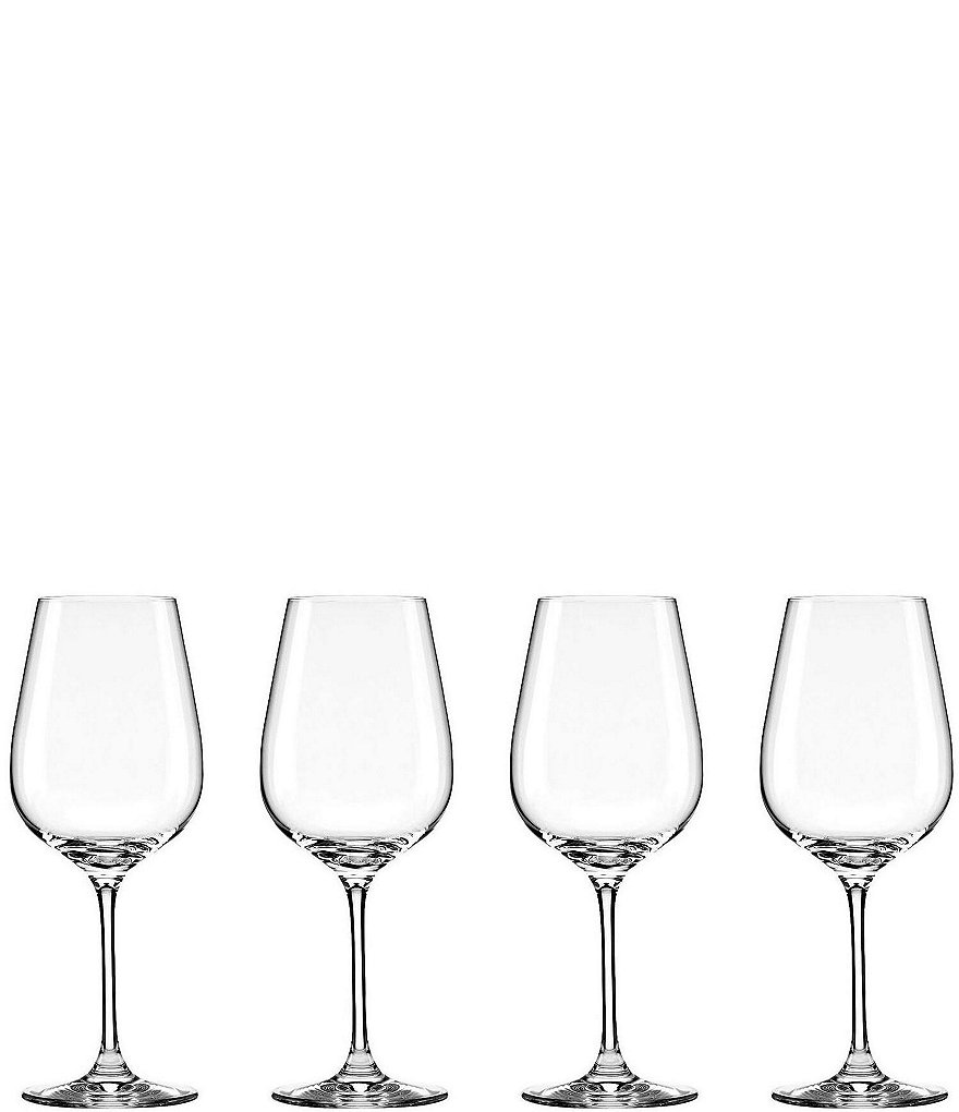 Lenox Tuscany Crystal Pinot Grigio Wine Glasses, Set of 4
