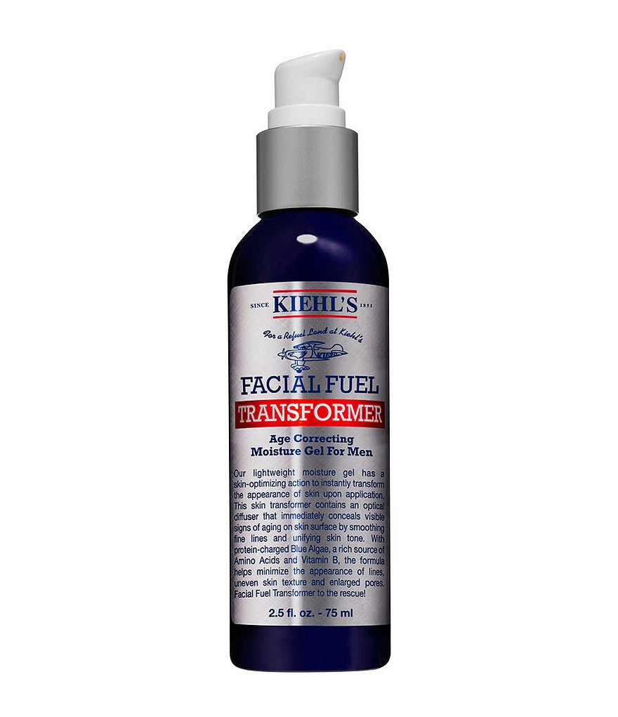 Kiehl's Since 1851 Facial Fuel Transformer Age Correcting Moisture Gel for Men