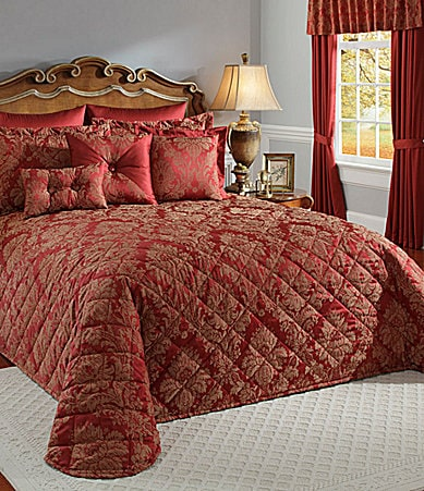 Noble Excellence Gala Damask Bedding Collection