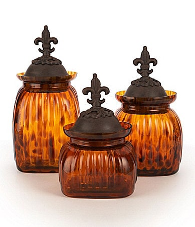 Lifetime Elements Tortoise Canister Collection