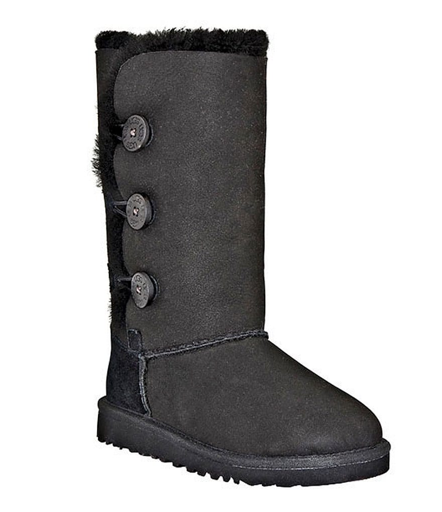 UGG� Bailey Button Triplet Girls� Boots
