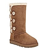 UGG� Australia Girls� Bailey Button Triplet Boots