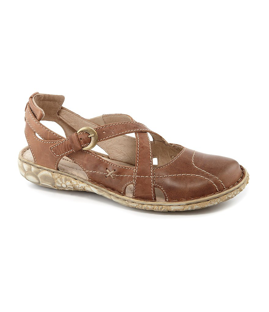 Josef Seibel Sunflower Mary Jane Loafers