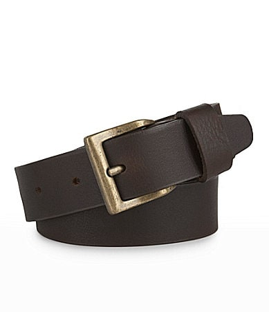 Class Club Leather Belt