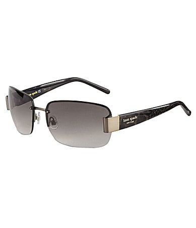 kate spade new york Nias Rimless Sunglasses