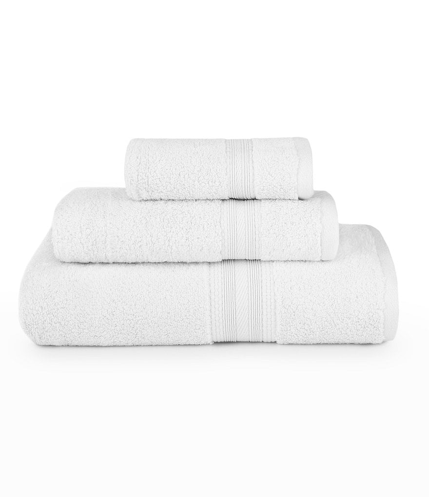 Noble Excellence Zero Twist Cotton Bath Towels