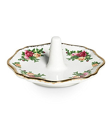 Royal Albert Old Country Roses Ring Holder