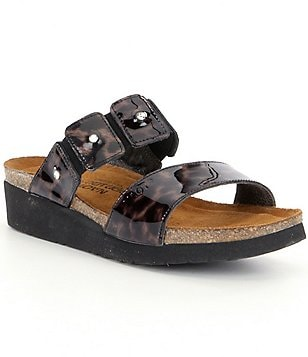 Naot Ashley Wedge Sandals
