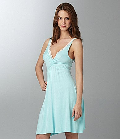 Midnight by Carole Hochman Sea of Love Chemise