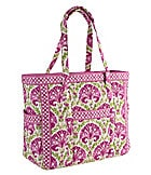 Vera Bradley Carried Away Tote