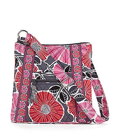 Vera Bradley Hipster Cross-Body Bag